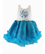 Chic Let It Go Chiffon Sleeveless Tutu Dress, 3-6x USA, Cupcakes & Kisses - €43,83 EUR