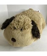 "Pillow Pets Plush Dog 18"" Brown - $11.30"
