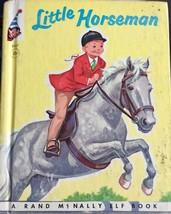 Little Horseman Elf Book # 8347 Mabel Watts - $5.89