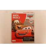 Disney Cars Math Basics Kids Activity Book By Bendon School Skills at Home - $2.95