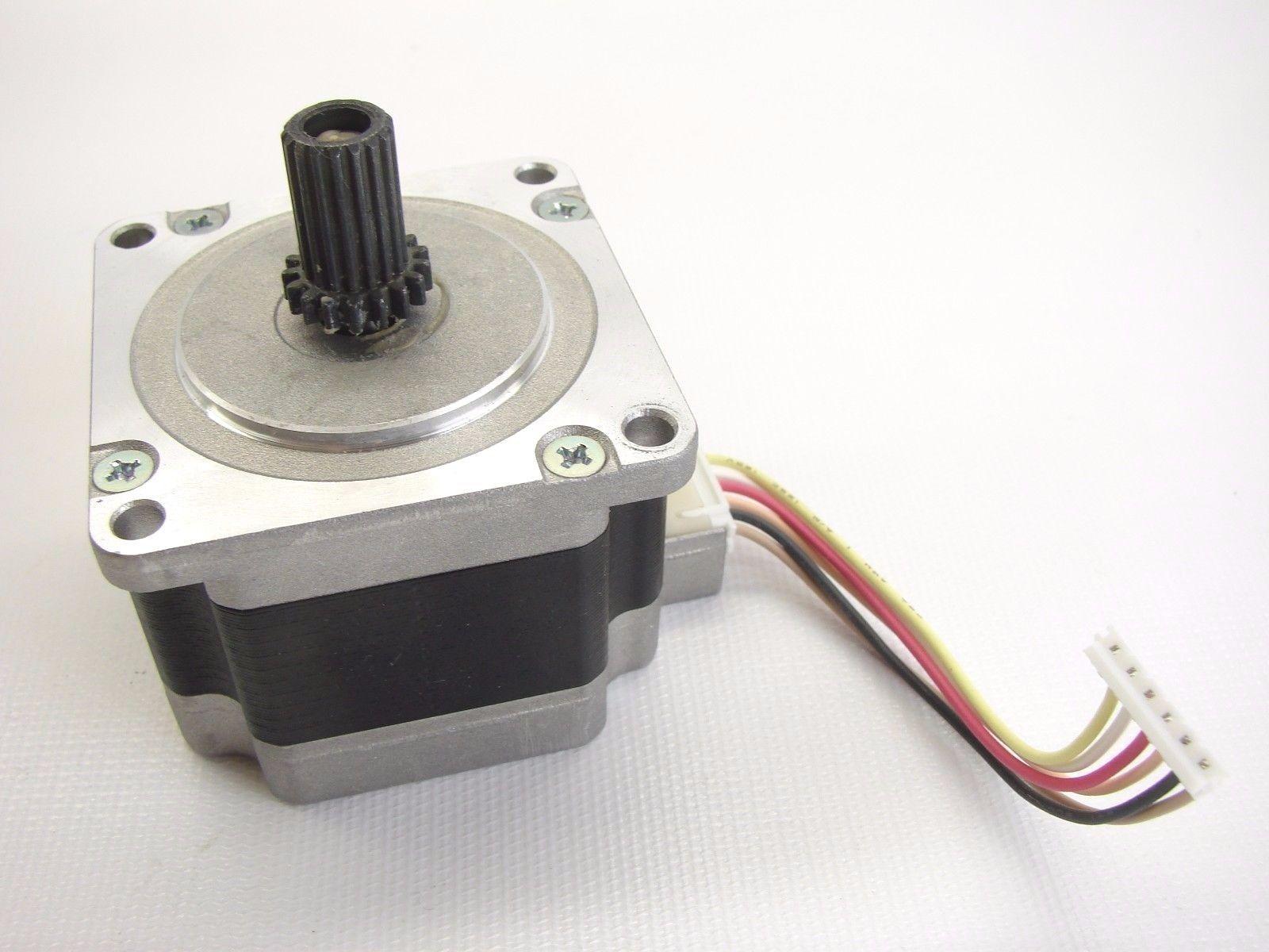 Shinano STP-59D1006 Stepper Motor Zebra S4M Thermal Label Printer 1/8 Deg 1.3ohm