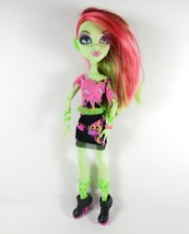 "Venus McFlytrap Monster High Music Festival Doll 11"" Mattel Outfit Shoes... - $24.99"
