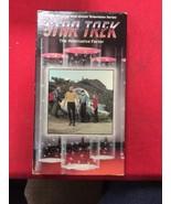 Vintage Sealed Star Trek The Alternative Factor VHS Episode 20 1967 - $15.51