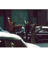 George Chakiris in West Side Story dancing in street vintage cars 8x10 Photo - $7.99