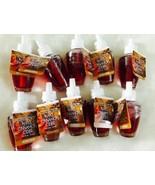 10 Bath & Body Works Wallflowers Apple Cinnamon Cider  Diffuser Refill B... - $77.91