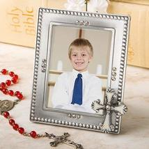 Regal Collection Cross Frame Baptism, Communion Favors (72) - $174.55