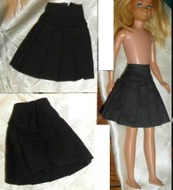 Doll clothes pleated skirts fits vintage Skipper made by Mattel for Herm... - $7.99