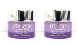 Clinique Take the Day off Cleansing Balm 0.5oz (15ml) X 2 Pcs - $12.87