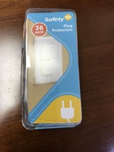 Safety 1st 36 Pack Electrical Plug Protectors - $5.45