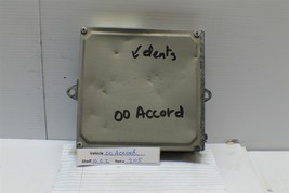 2000-2002 Honda Accord Sdn AT Engine Control Unit ECU 37820PABA54 Module... - $29.69
