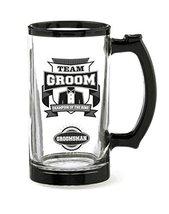 Grassland Roads Team Groom Beer Stein Groomsman - $9.32