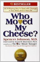 Who Moved My Cheese [Hardcover] Johnson, Spencer and Blanchard, Kenneth image 1