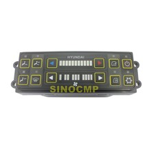 Air Conditioner Controller 11N6-90031 for Excavator Hyundai R210-7 R210LC-7 - $256.64