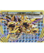 Hydreigon Break 87/114 Break Rare XY Steam Siege Pokemon Card - $2.99