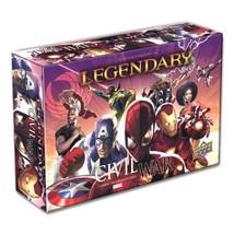 NEW Legendary Civil War Board Game Marvel Comic... - $50.00