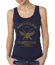 BEATER Old Ravenclaw Quidditch team Harry potter Women Tank Top Color NAVY - $23.00