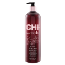 CHI Rose Hip Oil Color Nuture Protecting Shampoo 25oz - $41.98