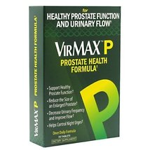 VirMax P Prostate Health, 30 Tablets (2 Pack) - $44.99