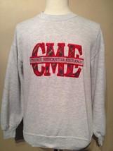 Chicago Mercantile Exchange Heather Gray Jeerzee 50/50 Soft Sweat Shirt ... - $50.53 CAD