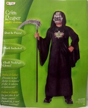 Disguise Kids Grim Reaper Death Halloween Costume - $18.70