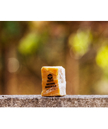 DrApis Brown Beeswax 85g (3 oz) bar, raw & unfiltered from beekeeper in ... - $3.25