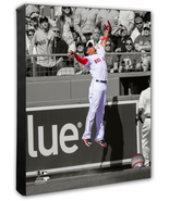 Mookie Betts 2015 Boston Red Sox- 16x20 Photo on Stretched Canvas - $94.95
