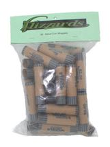 Nickel Crimped End Gunshell Paper Coin Wrappers - 40 Pack - $5.99