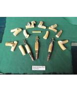 12 Antler Pen Blanks any Size hole $5.75 Each - $69.00