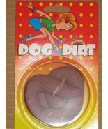 DOG DIRT DOO POO POOP RUBBER FAKE DOG CRAP JOKE PRANK TRICKS - $5.89