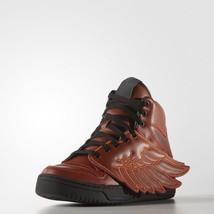 Adidas Originals Men's Jeremy Scott Wings B-Ball Shoes Size 7.5 us S77803 - $148.47