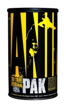 Universal Nutrition Animal Pak Sports Nutrition Supplement, 44-Count - $42.99