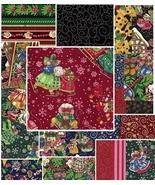 Extremely Rare Fabrics, Cute Victorian Mice Chr... - $74.31