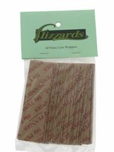 Penny/Cent Flat Paper Coin Wrappers, 40 Pack - $4.49