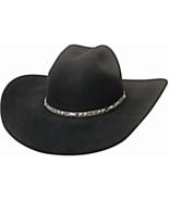 Bullhide Big Augur 8X Beaver Fur Blend Cowboy H... - $67.00