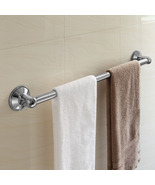 Drill-Free Insta-Mount 24-inch Towel Bar by HotelSpa - $14.99