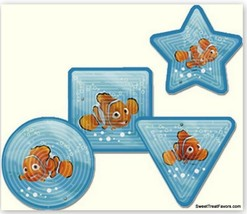 NEMO Finding Party Favors Birthday Decoration Supplies Maze Dory Ocean Fish x4  - $6.82