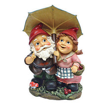 "15"" Rain or Shine Male & Female Elf Under the U... - $61.08"