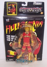 "New! 2002 Jakk's Superstars uncoVered ""Hulk Hogan"" Action Figure WWF WWE... - $49.49"