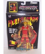 "New! 2002 Jakk's Superstars uncoVered ""Hulk Hogan"" Action Figure WWF WWE... - $49.49"
