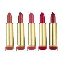 3x Max Factor Colour Elixir Lipstick - Choose Shade - New - $19.42