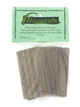 Small Dollar Flat Paper Coin Wrappers, 40 Pack - $4.49