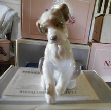 LLADRO PUPPY WITH SNAIL #6211-NEW FRIEND 1971-1981-EXCELLENT CONDIDION  ... - $125.88
