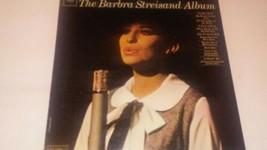 The Barbra Streisand Album Vinilo LP Record Cs 8807 Debut Álbum 1963 Hap... - £11.13 GBP