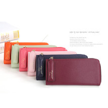 Multicolor SolidWallets Style PopularChange Purse Wallet Vogue Lady Cart... - $22.29