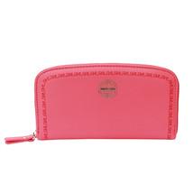 PU Leather Long Wallet Zipper 4 ColorsWallets Portable Fresh Lady Cash P... - $23.86