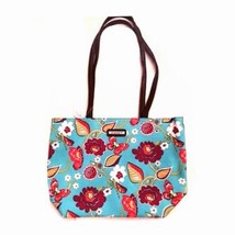 NWT Longaberger Double Handle Tote - Summer Lovin' Floral - $13.81