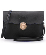 s Leather Shoulder Bag Clutch Handbag Tote Purse Hobomessenger bag s - £9.46 GBP