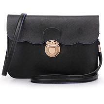 s Leather Shoulder Bag Clutch Handbag Tote Purse Hobomessenger bag s - $12.84
