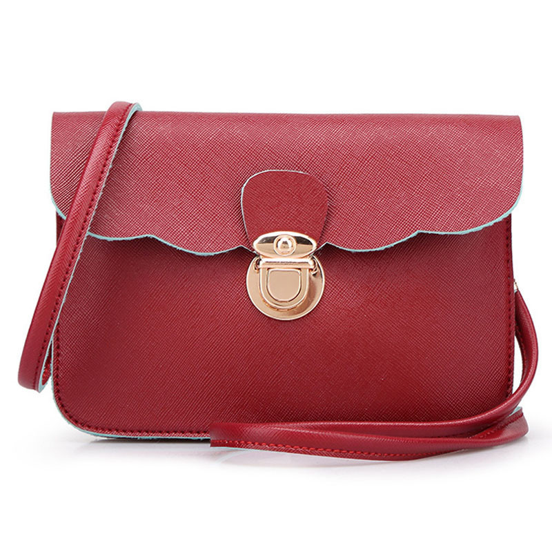 16 new fashion women s leather shoulder bag designer women clutch handbag ladies tote purse hobo