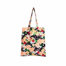 Style Shopping Bag Tote Casual Simple Floral PrintingShoulder Handbags L... - $13.79